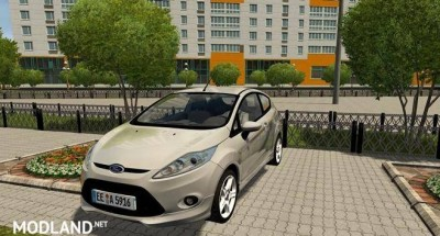 Ford Fiesta 1.6 Zetec S 2009 [1.5.6], 1 photo